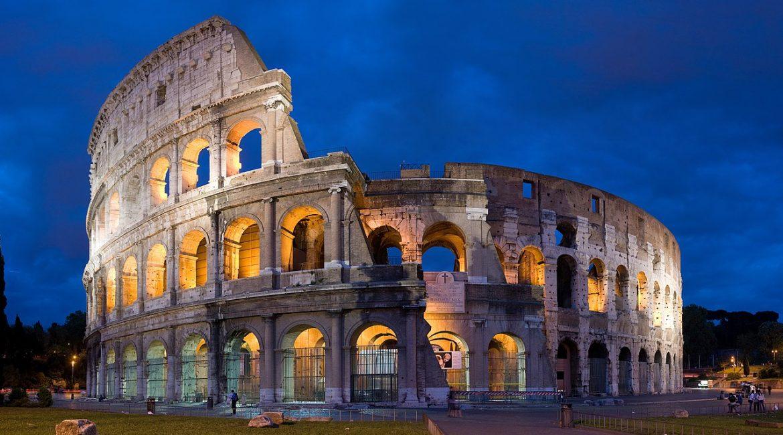 Italien – von Rom nach Pisa